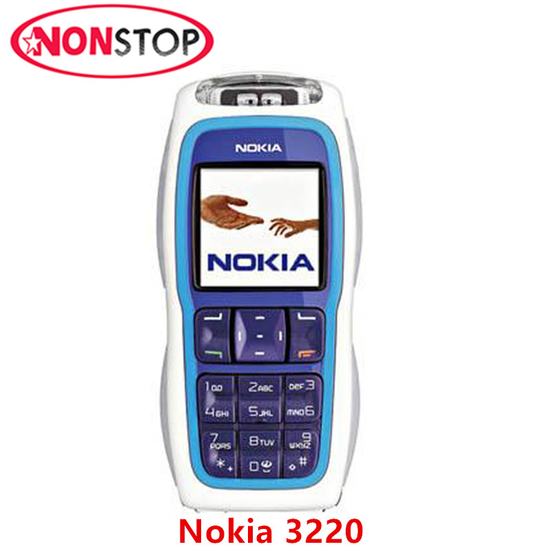 US $13 31 16% OFF|3220 Original Nokia 3220 Unlocked GSM Refurbished Cheap  Nokia Mobile Phone-in Cellphones from Cellphones & Telecommunications on