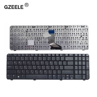 Новая русская клавиатура GZEELE для HP Compaq Presario CQ61 G61 CQ61-100 CQ61-200 CQ61-300 9J.N0Y82.60R AE0P6700310 Black