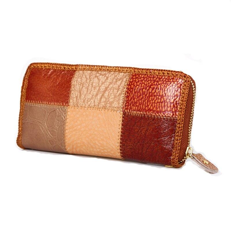Designer Famous Brand 2017 Long Luxury Phone Leather Clutch Ladies Female Women Wallets Purse Bag Carteras Money Vallet Walet сумка через плечо bolsas femininas couro sac femininas couro designer clutch famous brand