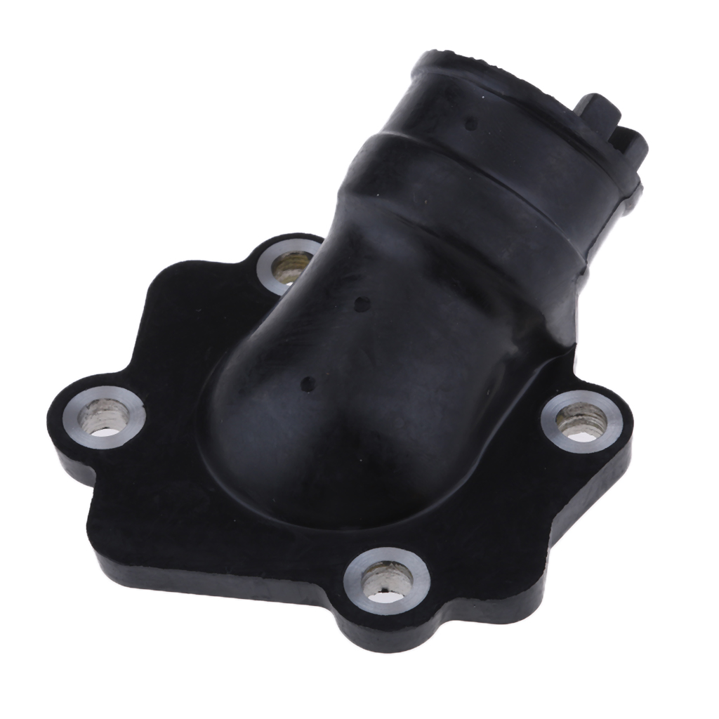 Image 4 - 1 Pcs Motorcycle Carburetor Air Joint Boot Interface Adapter Connector Pipe Intake Manifold Fit 50/90cc 2 Stroke Engine Yamaha