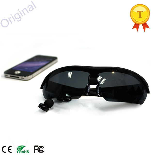 Preço de atacado Óculos Bluetooth Inteligentes Toque Caminhadas Goggles  Óculos Wearable Bluetooth Música Inteligente 4baac4eb26