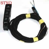 STYO-Interruptor de modo de conducción ESP para coche, con arnés de cable para VW GOLF 7 MK7 5GG 927 137 E
