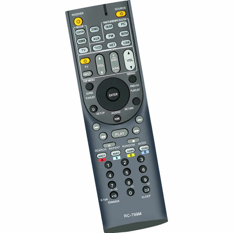 Detail Feedback Questions about New Remote Control For Onkyo HT R290