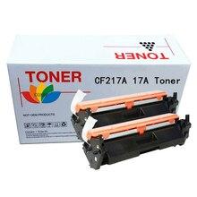 2x CF217A 17a совместимый тонер-картридж для hp ljet Pro M102a M102w MFP M130A M130fn M130fw M103nw принтер cf217a 217a без чип