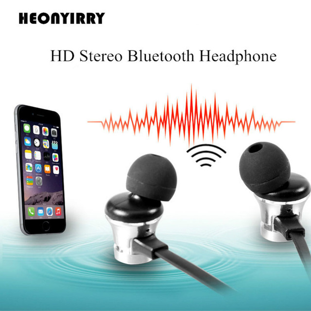 Bluetooth Wireless Headphone Sport Earphone Stereo Earbuds With Microphone Headset For iPhone Xiaomi Ecouteur Auriculares