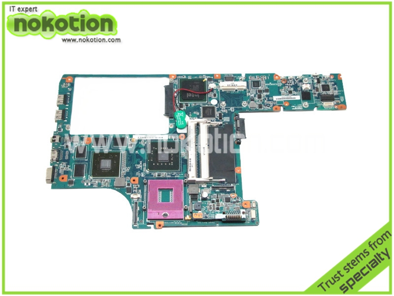 Laptop motherboard for Sony VPC-CW MBX-214 A1749958A PM45 NVIDIA N10P-LP-A2 DDR3 Main Board Free Shipping