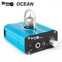 NEW Bravo Audio Ocean Mini Valve Class A Tube Headphone Amplifier