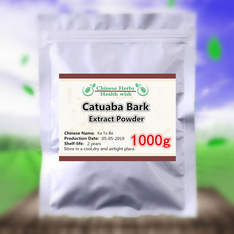[Sexual Energy Enhancement] 1000g Catuaba Bark Extract Powder,Ka Tu Ba/Katoomba,Longer,harder,more Enjoyment[Sexual Energy Enhancement] 1000g Catuaba Bark Extract Powder,Ka Tu Ba/Katoomba,Longer,harder,more Enjoyment