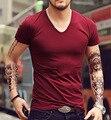Fitness Men Short Sleeve men t-shirt Men Thermal Muscle Bodybuilding Compression Tights T-Shirt
