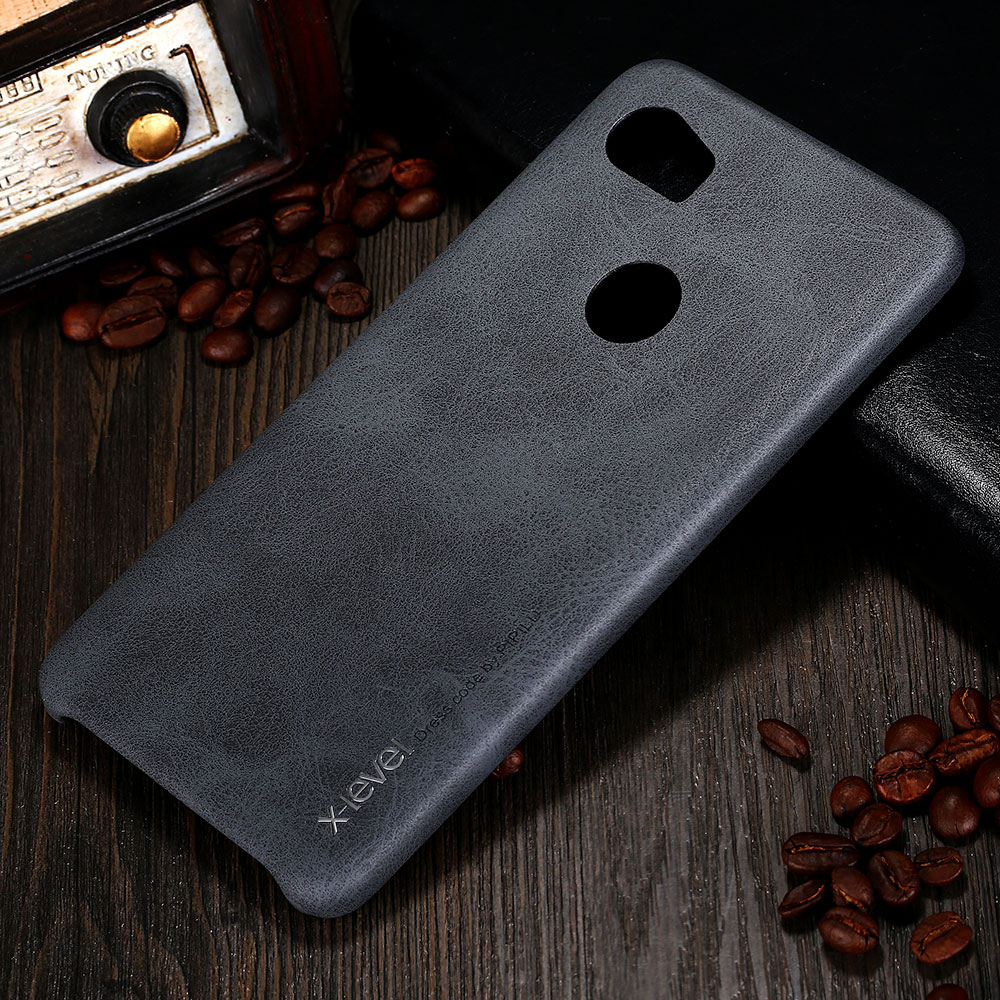 X-Level Case for Google Pixel 2 XL Cover Case Leather Edge for...