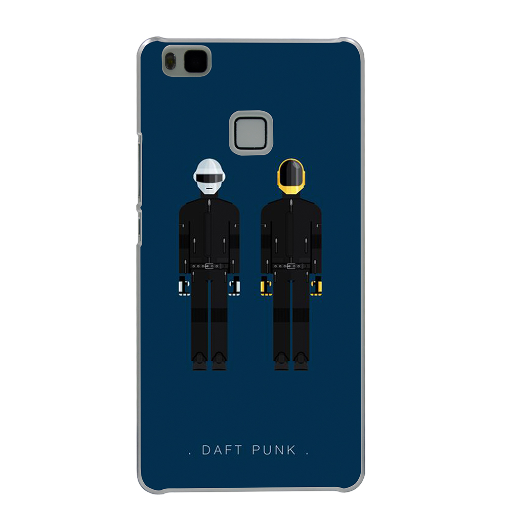 Lavaza Cool Band Daft Punk Cover Case for Huawei P10 P9 Lite Plus P8 Lite P7 6 G7 Cases for Honor 8 Lite 4C 4X 7