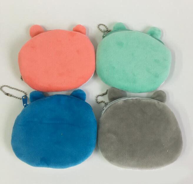 4Colors, Super Kawaii Totoro Plush TOY DOLL , Gift key chain plush bag doll toys