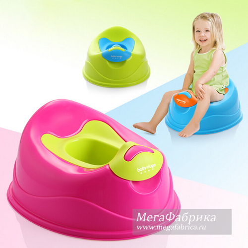 Children Implement Super Model Baby Toilet Bowl Sit Douwei Can Be Used Alone Squat