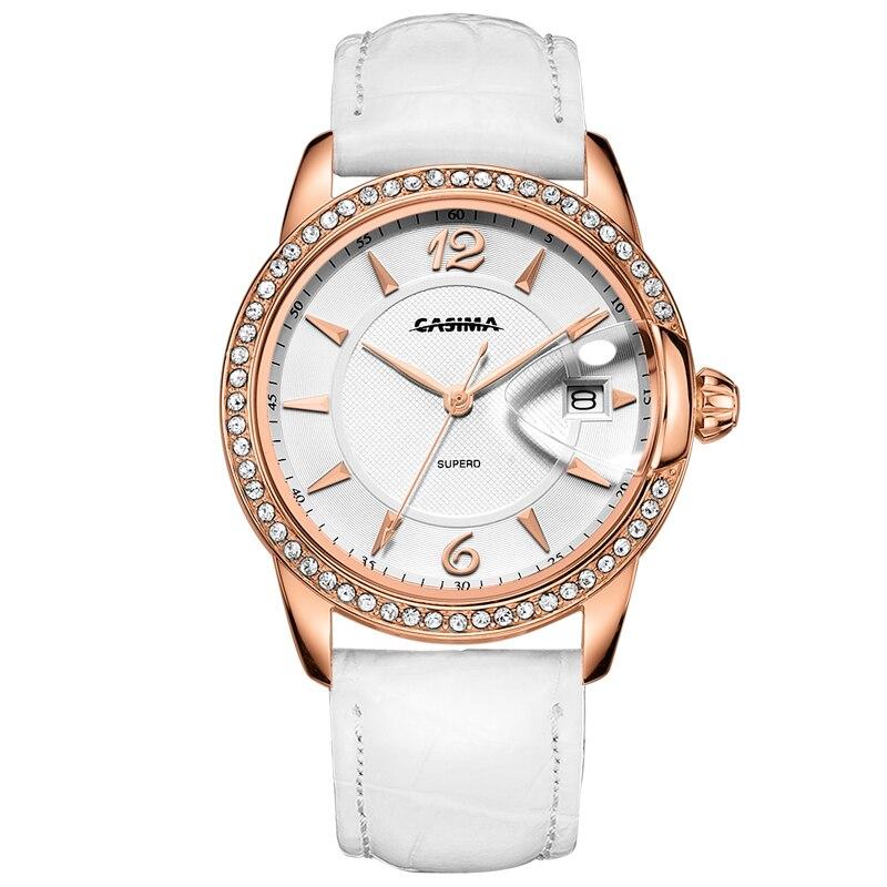 Relogio feminino Luxruy Brand women watches leather quartz watch Fashion dress ladies wristwatch waterproof 50m watch #2631 стоимость