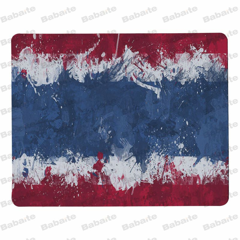 Babaite My Favorite Banner theme mouse pad gamer play mats Size for 18x22cm 25x29cm Rubber Mousemats