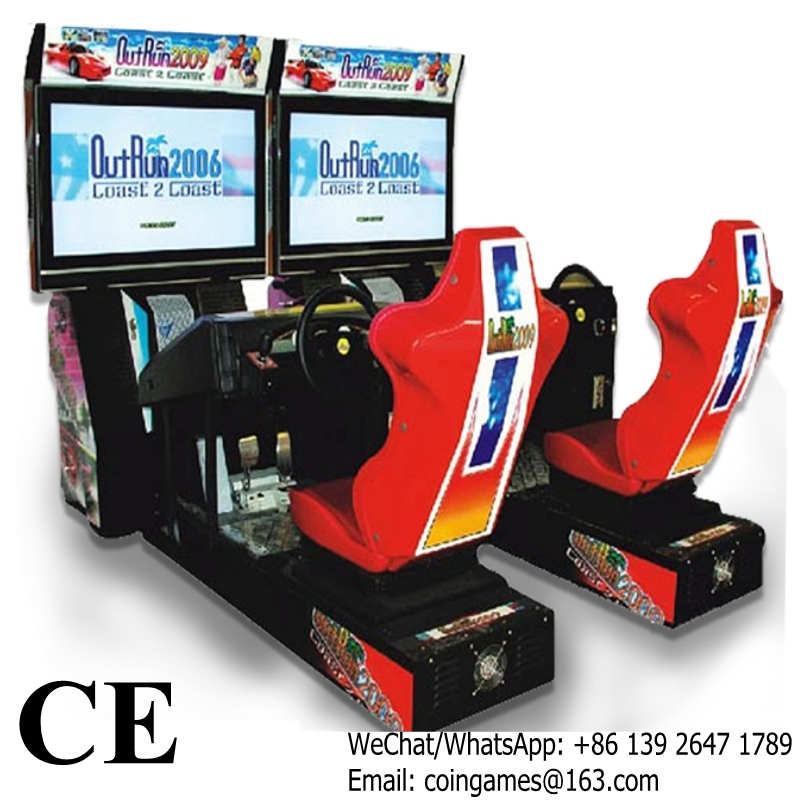 Car Simulator Machine Promotion Shop For Promotional Car