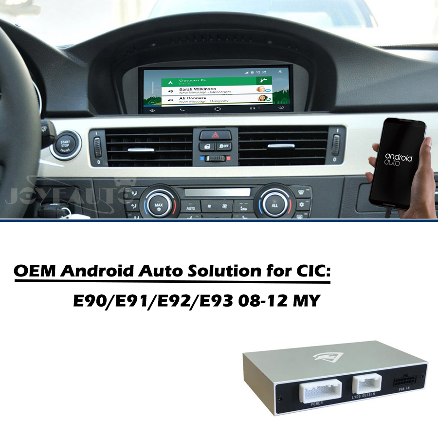 Apple Carplay Bmw Retrofit E90 Aftermarket Adapter Multimedia 3