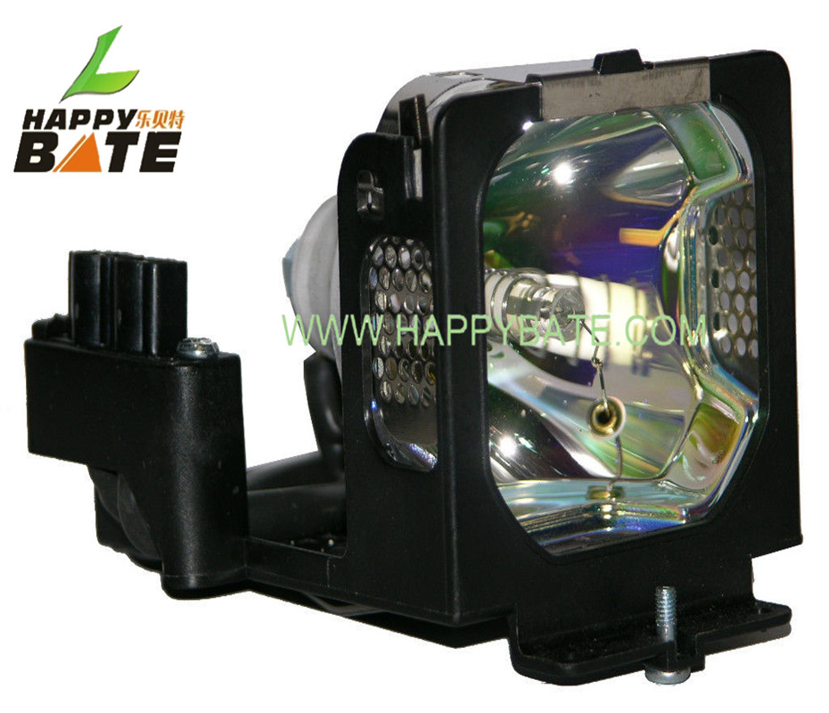 Compatible Lamp with Housing POA-LMP55/610-309-2706 for PLC-XL20 PLC-XT15KS PLC-XU25 XU47 XU48 XU50 XU51 XU55 XU58 happybate  free shipping lamtop compatible bare lamp 610 309 2706 for plc xu51 plc xu55