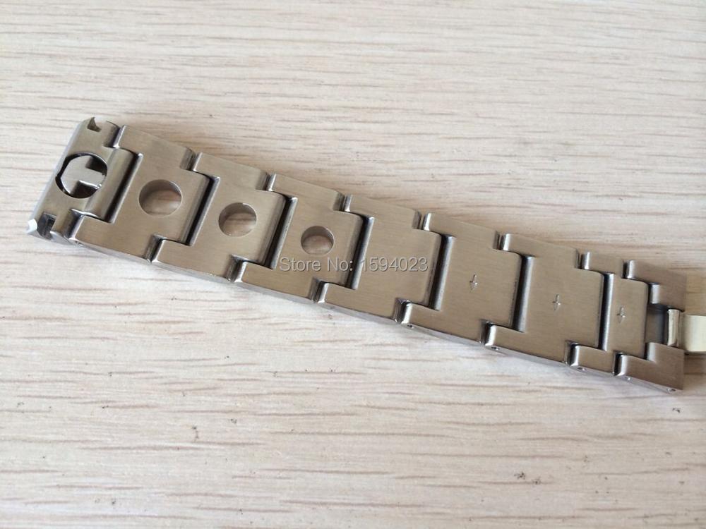 Banda de reloj T91 de 20 mm (hebilla de 18 mm) Banda de acero - Accesorios para relojes - foto 3