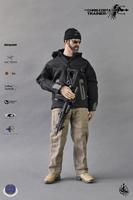 CAL8016 1/6 Scale US Dealer Model Chris Costa Trainer Figure Doll with Weapon models Toys Collections