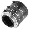 AF Автофокус макрос Удлинитель Набор Для Canon EOS 550D 650D 1100D 1200D DC373