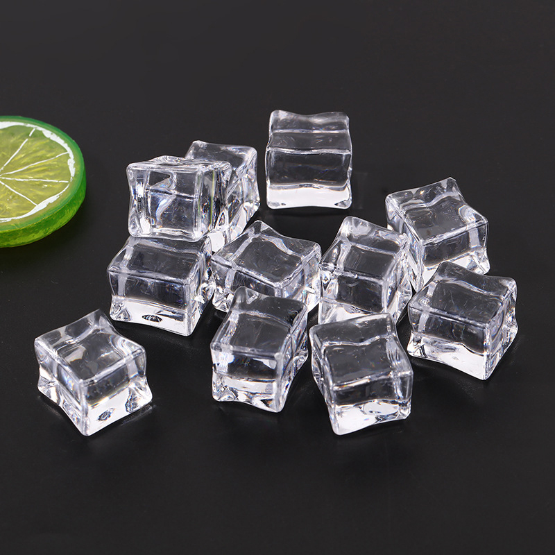 Happy Monkey Slime Charms Supplies Toys Addition Pretend Ice Cube Accessories DIY Decor Filler For Fluffy Clear Crystal  Slime