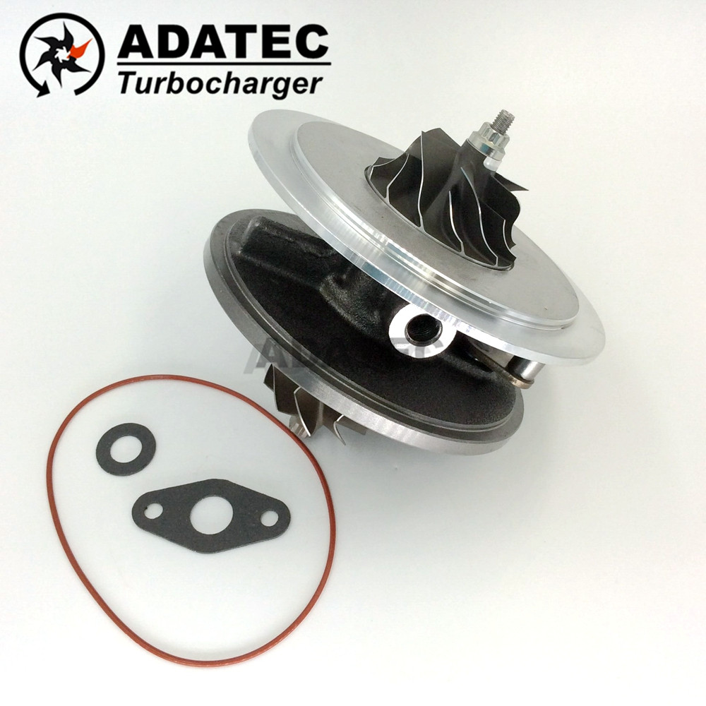 ADATEC GT2052V 710415 11657781435 turbine cartridge 710415-5003S 7781436 turbocharger CHRA for Opel Omega B 2.5 DTI 150 HP Y25DT gt2052v garrett turbo core 710415 11657781435 turbine cartridge 710415 5003s 710415 0001 for opel omega b 2 5 dti 150 hp y25dt