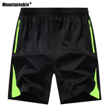 Mountainskin 8XL Men Summer Hiking Quick Dry Shorts Outdoor Sport Camping Trekking Climbing Running Breathable Male Shorts VA464