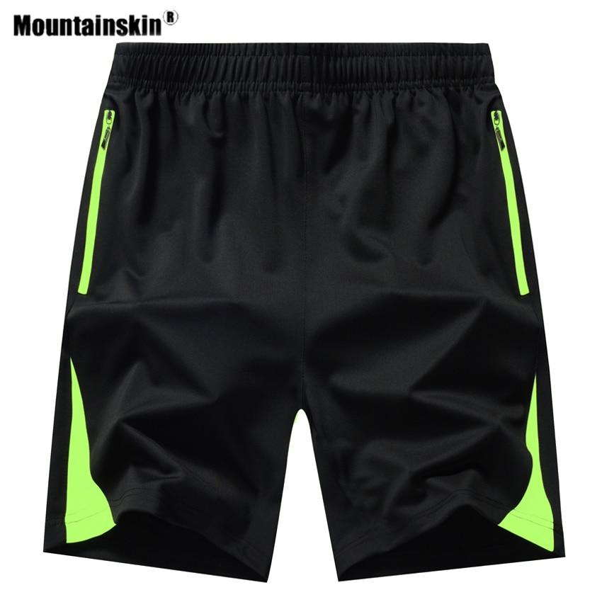 Mountainskin 8XL Men Summer Hiking Quick Dry Shorts Outdoor Sport Camping Trekking Climbing Running Breathable Male Shorts VA464