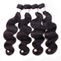 BY Unprocessed Virgin Remy Hair 100 Malaysian Hair For Salon Hair Extensions Human Hair Weave 4