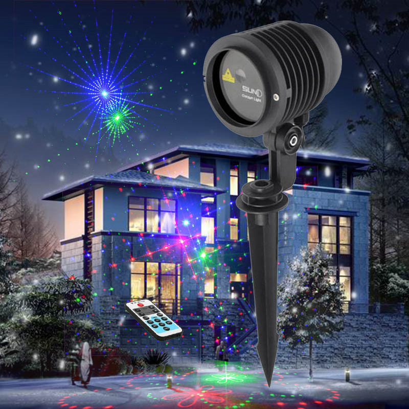 Buy high power christmas garden laser - Laser noel exterieur ...