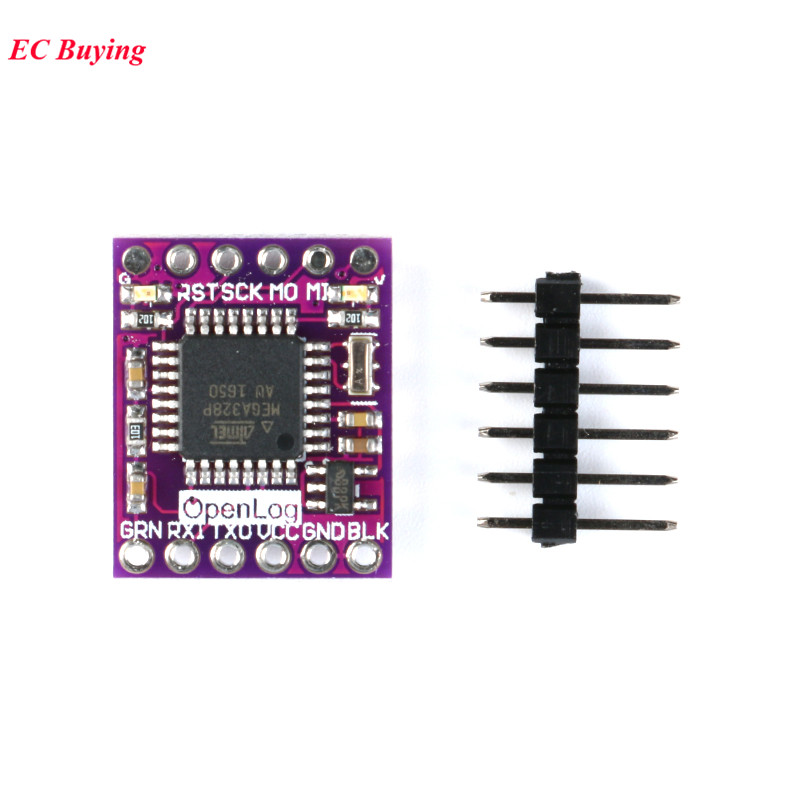Openlog Série enregistreur de données Open Source Données Enregistreur Naze32 F3 Blackbox ATmega328 Support Micro SD GY Module bricolage Électronique