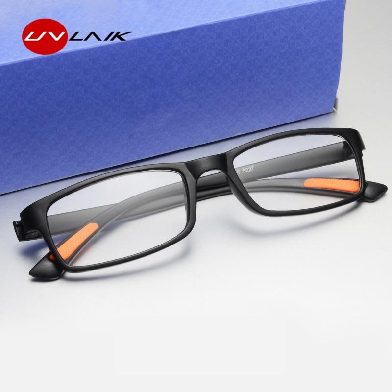 TR90 Ultra-light Reading Glasses For Men Women Reading Fashion Resin Material Eyewear For The Elder Super Toughness Anti-drop