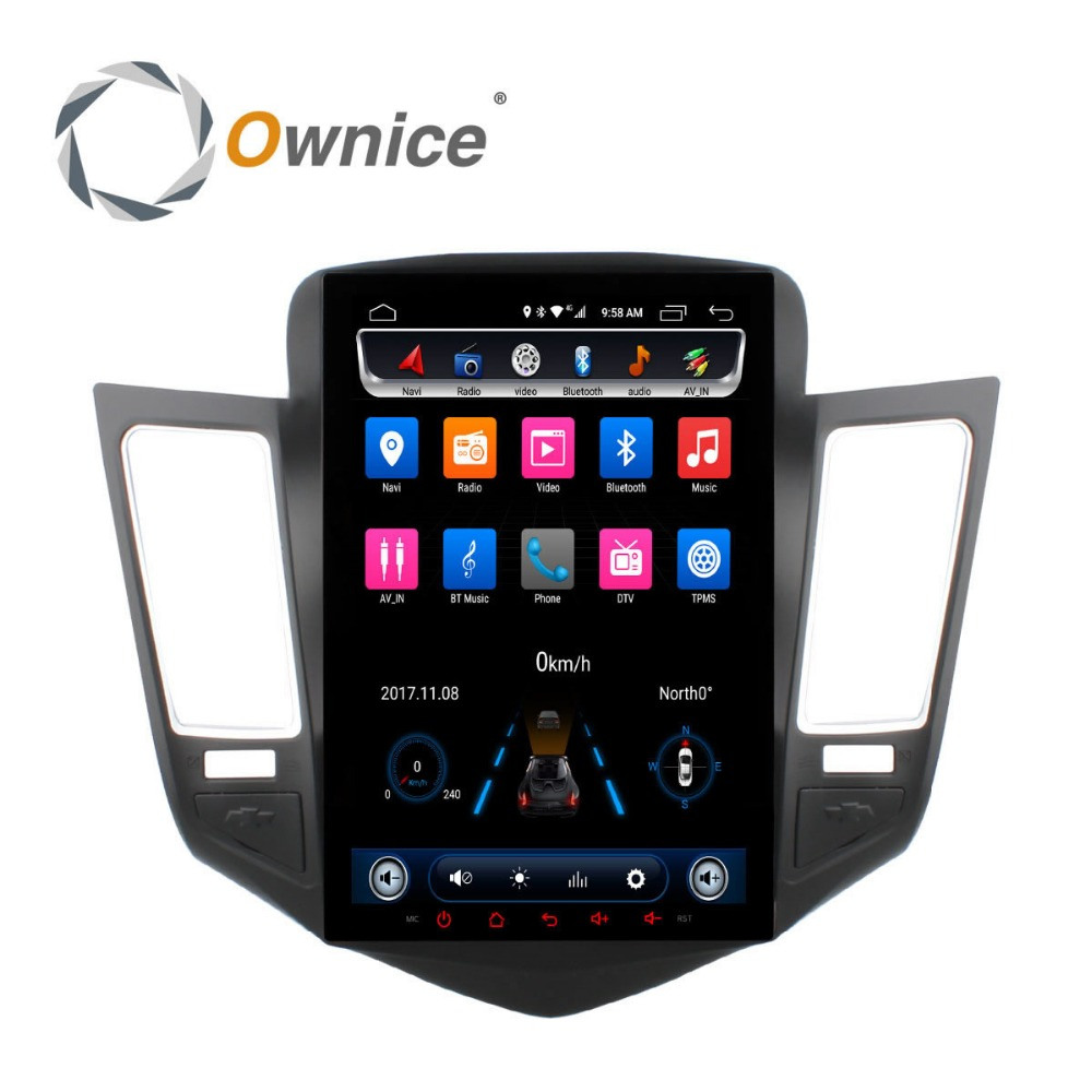 android Unit for chevrolet cruze 2009 2010 2011 2012 2013 2014 Audio radio gps Car Entertainment System DVD Multimedia Player