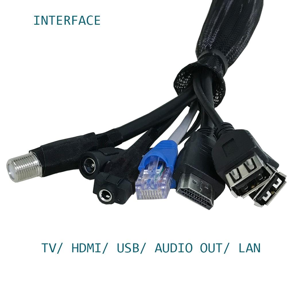 Souria 19-palčni WiFi HD Smart vodoodporen Android Internet LED TV - Domači avdio in video - Fotografija 6