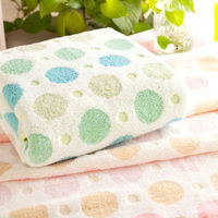 140x70cm Super texture Microfiber Beach Towel Microfibre Bath Towel Sports Gym Fast Drying Cloth Color Ring Pattern Bath Towels