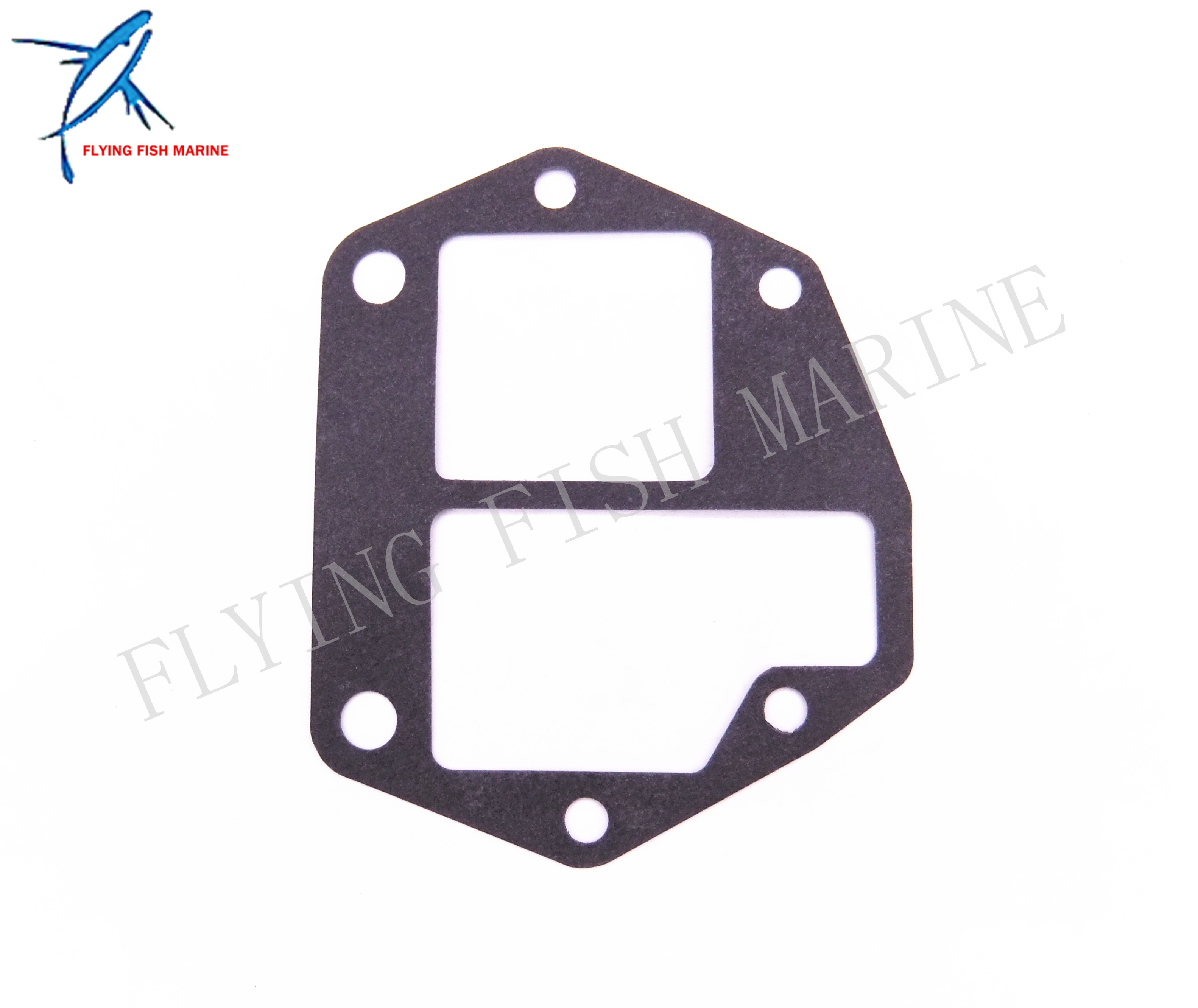 Boat Motor 3B2-02104-0 3B202-1040M Inlet Manifold Inner Gasket for Tohatsu Nissan 2-Stroke 6HP 8HP 9.8HP Outboard Engine