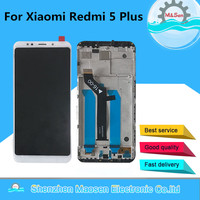 Original M Sen For 5 99 Xiaomi Redmi 5 Plus LCD Screen Display Touch Digitizer With