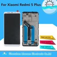 Original M Sen For 5 99 Xiaomi Redmi 5 Plus LCD Screen Display Touch Digitizer With