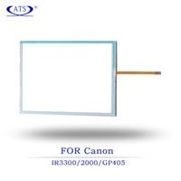 Kleine touch screen Für Canon IR 3300 2200 2800 5000 6000 GP405 kopierer ersatzteile IR3300 IR2200 IR2800 IR5000 IR6000 GP405-in Drucker-Teile aus Computer und Büro bei