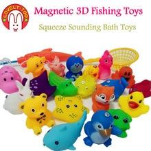 Toy Bath Sounding Swimming