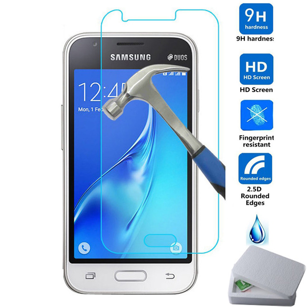 For J1 Mini J105 Tempered Glass Screen Protector For Samsung Galaxy J1 Mini J105 J1Mini 2016 SM-J105H J1 Mini Protective Film