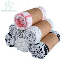 Uniwersalna pojedyncza karta Muślin 100% bawełny Sun Shade Miękki ręcznik Noworodka Infat Koc 120 * 120 Cal Baby Swaddles 1szt