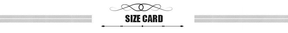 -1 SIZE CARD