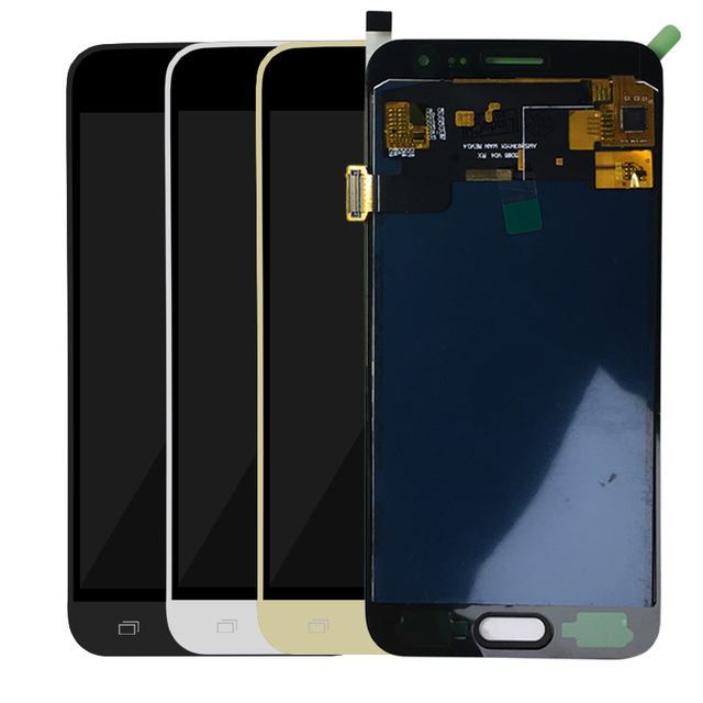 US $20 53 |LCD Display For Samsung Galaxy J3 2015 J300 Not Adjust  Brightness LCD Touch Screen Digitizer Assembly-in Mobile Phone LCDs from  Cellphones