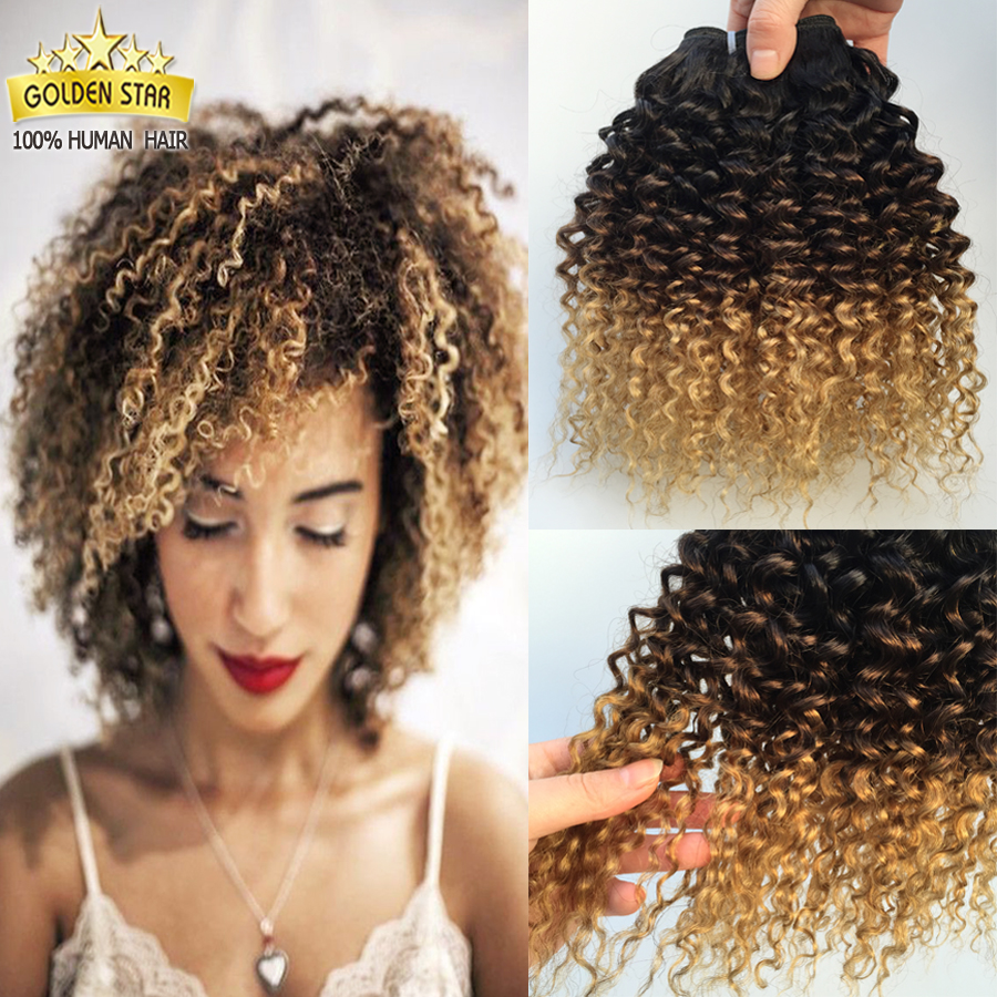High quality mongolian afro kinky curly virgin hair 4pcs mongolian high quality mongolian afro kinky curly virgin hair 4pcs mongolian hair tight curly ombre human hair weave dark brown 1b427 in hair weaves from hair pmusecretfo Choice Image