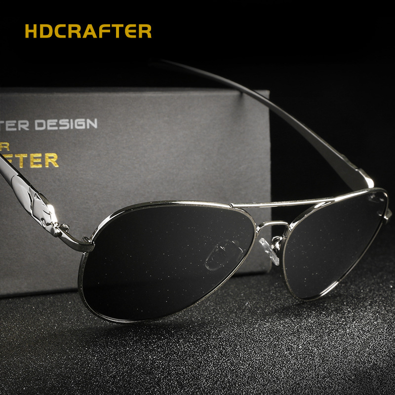 5dacf8bb48 2016 HDCRAFTER Elegant Women Polarized Sunglasses High Quality Wholesale  Price Eyewear Men Oculos With Case