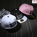 Belababy 2016 Summer Style So Far So Lucky Baseball Caps Kpop Hat Embroidered Hip Hop Unisex Snapback Cap Sport fitted hats