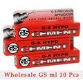 Оригинальные 10 шт. 9 мл G-s Hypo цементные инструменты для часов промышленная прочность Бесцветные прозрачные многоцелевые клеи стразы клей