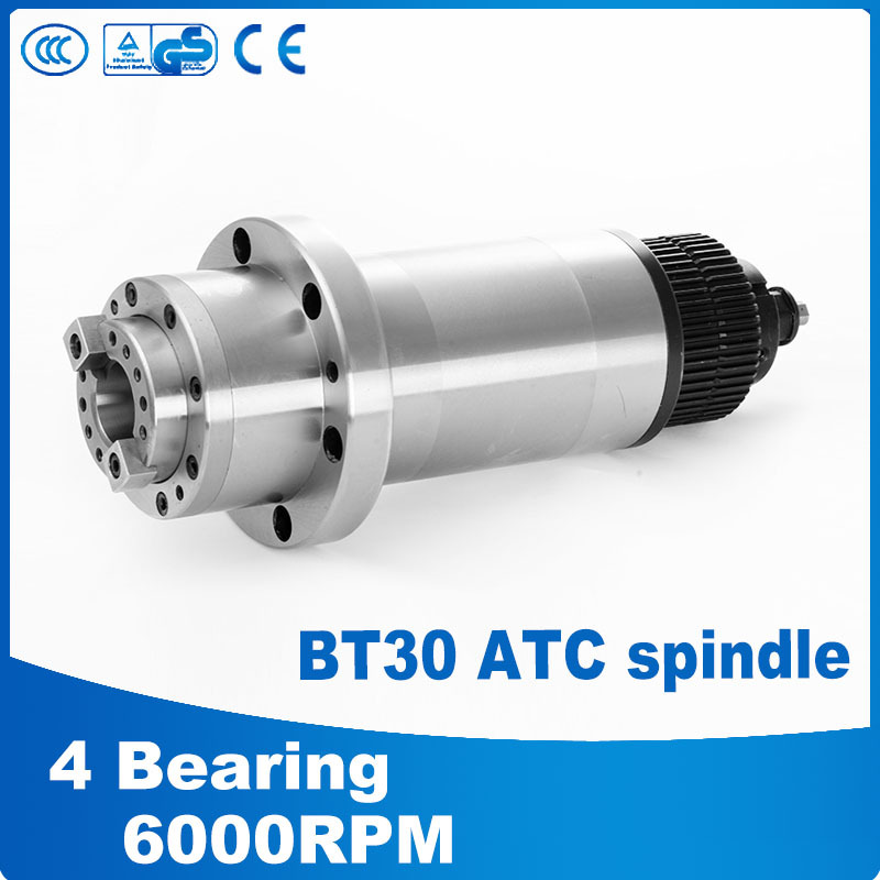 Buy Atc Spindle Bt30 Milling Spindle Cnc